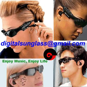 Sunglasses-with-both-Bluetooth-Headset-MP3-Player