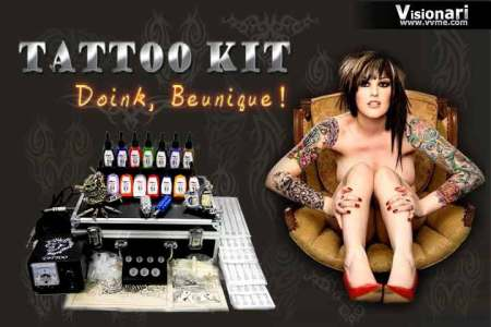 TATTOO kits